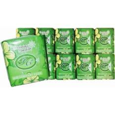 Beli Paket 10 Pcs Avail Pantiliner Hijau Soft Cotton 1 Ball Jawa Barat