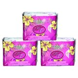 Harga Termurah Avail Pembalut Herbal Avail Pink Night Use Paket Isi 3 Pcs