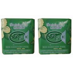 Ulasan Mengenai Avail Pembalut Herbal Hijau Pantyliner 2 Pcs