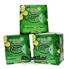 Avail Pembalut Herbal Pantyliner Hijau - 3 Bungkus