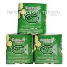 Ulasan Mengenai Avail Pembalut Herbal Pantyliner Paket 3 Pcs