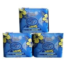 Avail Pembalut Herbal Siang Biru Original Day Use 3 Bungkus Promo Beli 1 Gratis 1