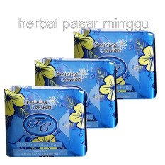 Jual Avail Pembalut Siang Biru Day Use Paket 3 Pcs Online