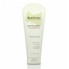 Aveeno Positively Ageless Firming Body Lotion 227gr