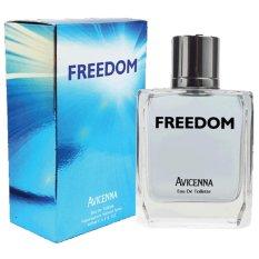 Model Avicenna Freedom Edt 100 Ml Terbaru