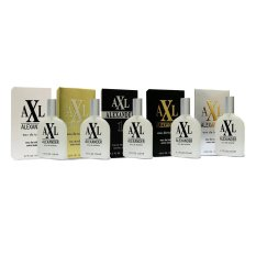 Jual Axl Alexander Eau De Toilette All Variant Black Silver Gold White No 1 Axl