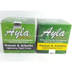 Harga Ayla Cream Paket Original Cream Pencerah Wajah Online