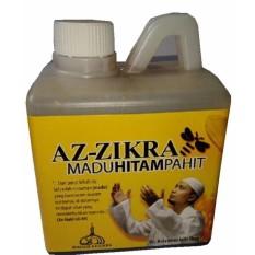 Az - Zikra Madu Hitam Pahit (500gr) Madu Kesehatan, Madu Pengobatan, Madu Dzikir Ribuan Umat
