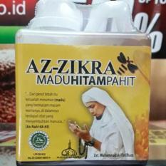 Az - Zikra Madu Hitam Pahit (500gr) Madu Kesehatan, Madu Pengobatan, Madu Dzikir Ribuan Umat Paket 2 botol