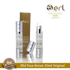 B Erl Cosmetic Lightening F*c**l Serum Berl Face Serum Resmi Original Terbaru