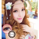 Review Pada Baby Color Super Yogurt Softlens Choco Gratis Lenscase