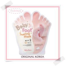 Baby Foot Peeling Mask Original Korea - Masker Kaki - Kaki Menjadi Halus