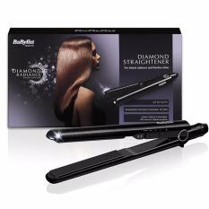 Jual Babyliss Radiance Diamond Straightener Original