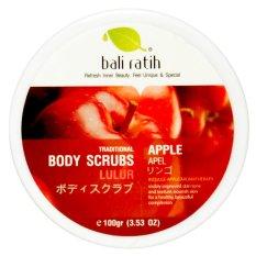 Bali Ratih - Body Scrub 110mL - Apple