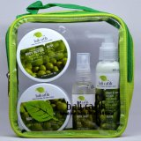 Jual Bali Ratih Paket Body Scrub Body Butter Body Lotion Body Mist Free Plastic Pouch Olive Grosir