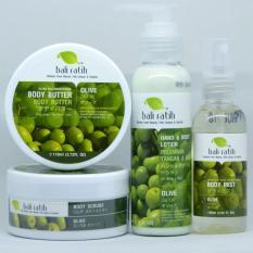 Bali Ratih - Paket Perawatan Tubuh Lengkap - Olive By Sekar Jagat Bali.