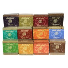 Jual Beli Bali Soap Fragrant Oil Bar Soap Natural 40G 12 Pcs