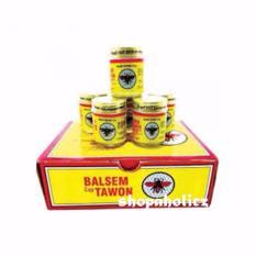 Balsem Tawon 18gr ASLI Makassar - Isi 3 Pcs