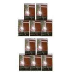Spesifikasi Bamboo Gold Foot Patch Premium Detox Foot Patch 10 Pasang Terbaik