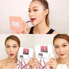 Banting Harga 88 EITY EIGHT HOLIDAY LIP PENCIL SET Bagus