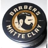Jual Barberpomade Matte Clay Matt Waterbased Strong Hold 3 5Oz Free Sisir Murah Di Dki Jakarta