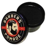 Jual Barbers Pomade Strong Hold Waterbased 100 Gram Satu Set