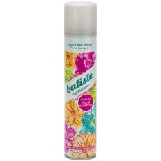 Review Toko Batiste Dry Shampoo Floral Essence With Bright Lively Fragrance