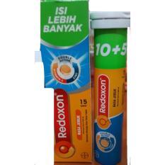 Diskon Produk Bayer Redoxon Double Action Suplemen 10 5 Tablet