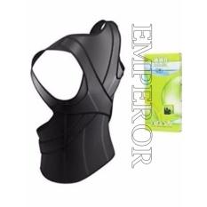 Spesifikasi Bbk U9 Korset Belt Penegak Punggung Tulang Belakang Premium Quality Size L Black