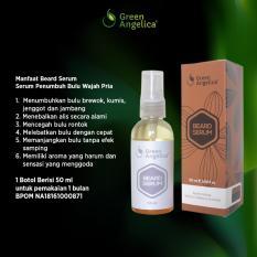 Ulasan Mengenai Beard Serum 100 Herbal Alami Penumbuh Cepat Brewok Jambang