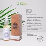 Beard Serum Green Angelica Penumbuh Brewok Terbaik Resmi Bpom Terbaru