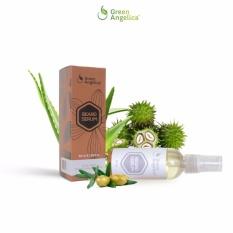 Promo Beard Serum Green Angelica Penumbuh Bulu Pada Wajah Kumis Jenggot Jambang Alis Sudah Bpom