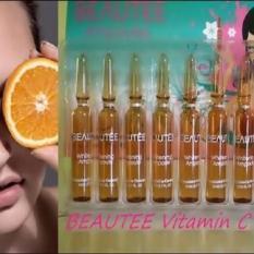 Ulasan Beautee Vitamin C Ampoules 10 Ampul