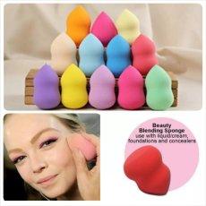 Beauty Blender Sponge Puff Egg Drop Contouring Spon Make Up / Spon Make Up / Spon