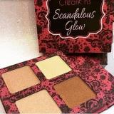 Ulasan Lengkap Beauty Creations Scandalous Glow Highlighter Palette
