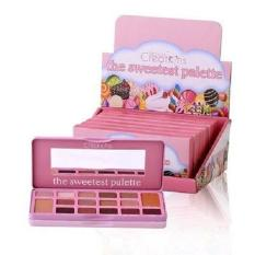 Review Terbaik Beauty Creations The Sweetest Palette Pink The Sweetest