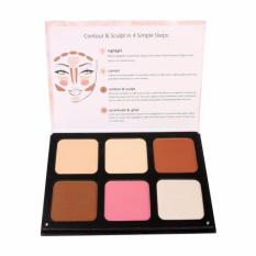 Jual Beauty Treats Contour And Sculpt Palette Beauty Treats Di Jawa Timur