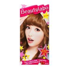 Beautylabo Hair Color B8 Pure Beige Pewarna Rambut Hoyu Japan