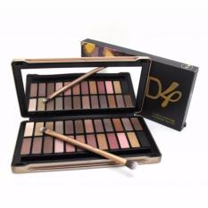 Beautylover 24 Warna Eyeshadow Pallete - Warna Natural N4