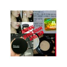 Beli April Skin Original Berhologram Asli Magic Snow Cushion Black Lihat Hologram Asli April Skin