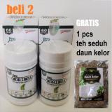Beli Beli 2 Kapsul Pro Moringa Ekstrak Daun Kelor Ash Shihhah Herbal Kesehatan Gratis 1 Pcs Teh Seduh Daun Kelor Kapsul Online