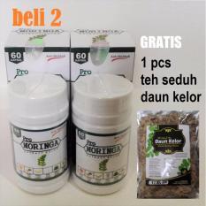 Jual Beli Beli 2 Kapsul Pro Moringa Ekstrak Daun Kelor Ash Shihhah Herbal Kesehatan Gratis 1 Pcs Teh Seduh Daun Kelor Dki Jakarta