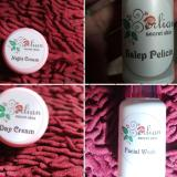 Beli Berlian Secret Skin Normal Isi 4 Spw Salep Pelicin Wajah Oxytera Jewel Online Indonesia