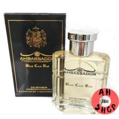 Best Parfum Ambassador Black Coral Reef Original 125ML