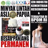 Jual Best Seller Obat Herbal Kuat Pembesar Pemanjang P*n*s Permanen Asli Minyak Papua Lintah Hitam Holo Gold 60Ml Original Branded