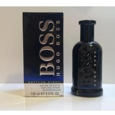 Jual Best Seller Parfum Boss Bottled Night 100 Ml Original Sngpr Murah Di Indonesia