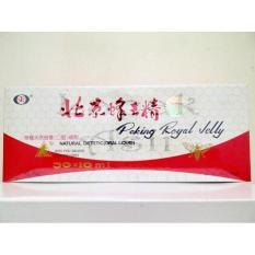 Harga Best Seller Peking Royal Jelly Isi 30 Memelihara Kesehatan Daya Tahan Tubuh Bagus Dan Spesifikasinya