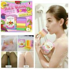 Toko Best Seller Sabun Pemutih Fruitamin Soap 10In1 By Wink White Original Thailand Yang Bisa Kredit