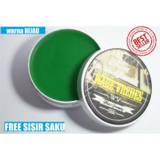 Best seller !!! Ware Vredes - Pomade Beeswax - Aroma Vanilla - Hard - Free Sisir Saku - 50 Gram