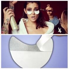 Bestprice-2Pcs Beauty Eye Shadow Shields Protector Di Bawah Mata Lip Makeup Mascara-Intl